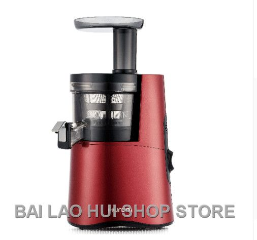 2018 NEW Fruit nutrition slow juicer Fruit Vegetable Tool 3rd generation juicer HU-9026WN Slow Juicer make ice cream juicer