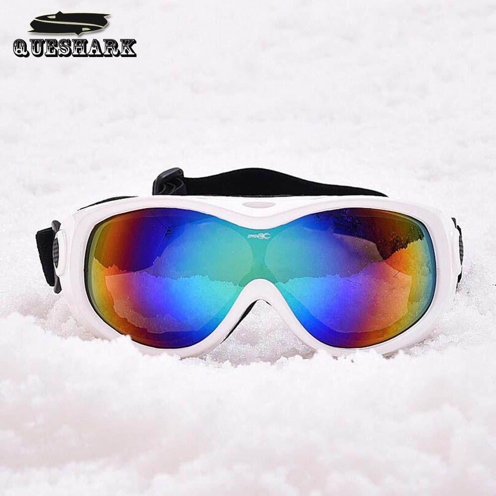 Men Women Children Boys Girls Kids Ski Snowboard Glasses Skiing Sunglasses Kid's Winter Single layer Skate Anti-UV Ski Goggles