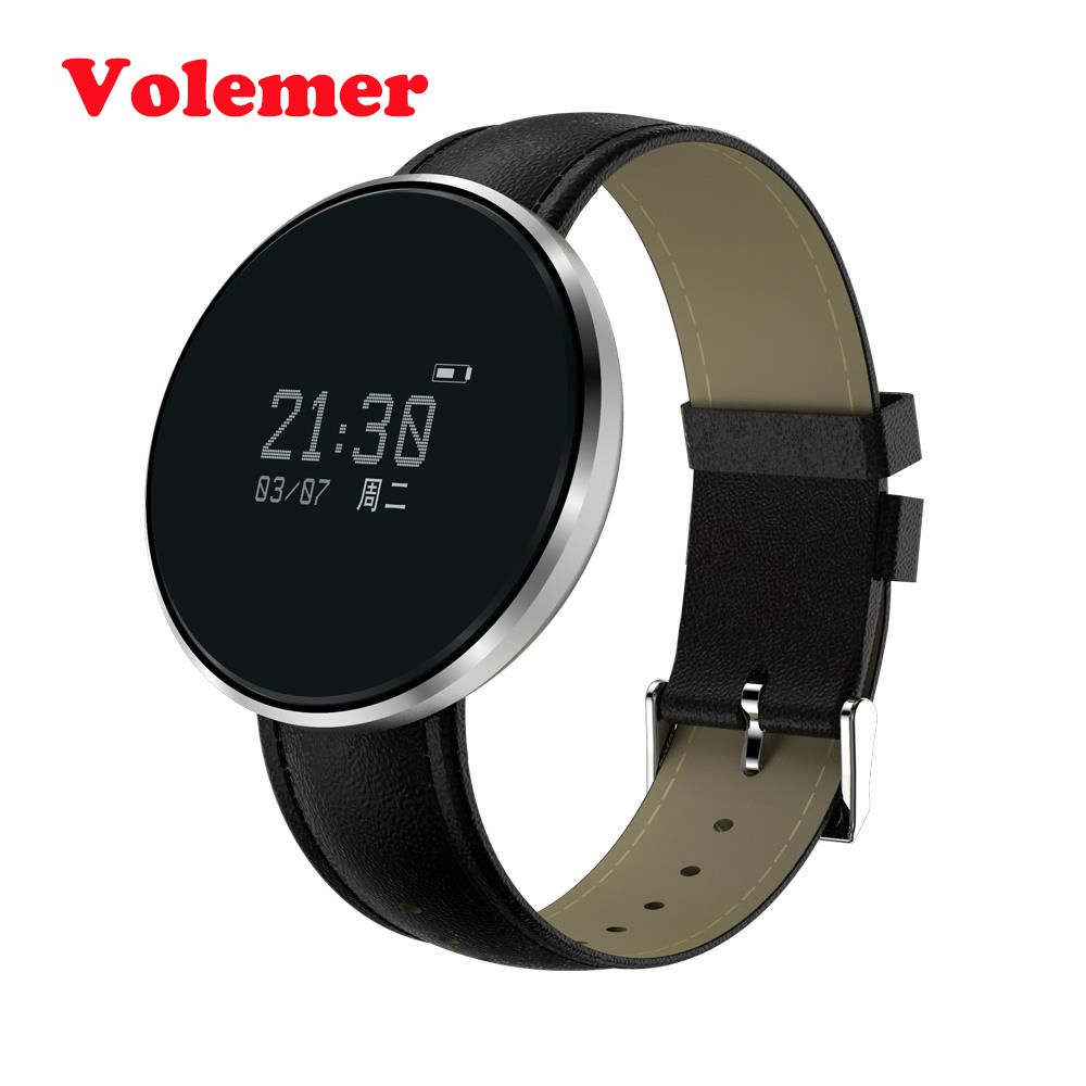 Volemer CF006 Activity Smart Wristband Heart Rate Monitor Blood Pressure Blood Oxygen Fitness Tracker Band Bluetooth Bracelet