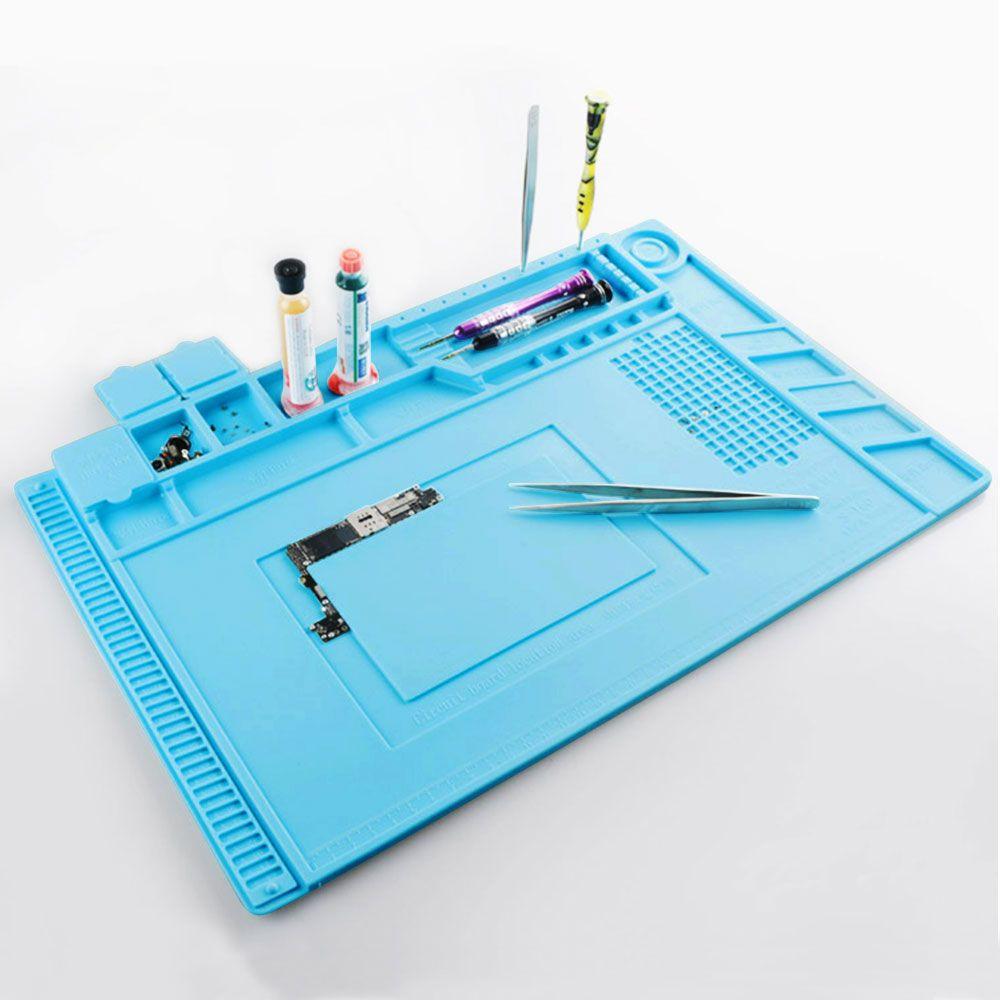 S-160 Heat Insulation Silicone Repairing Magnetic Pad