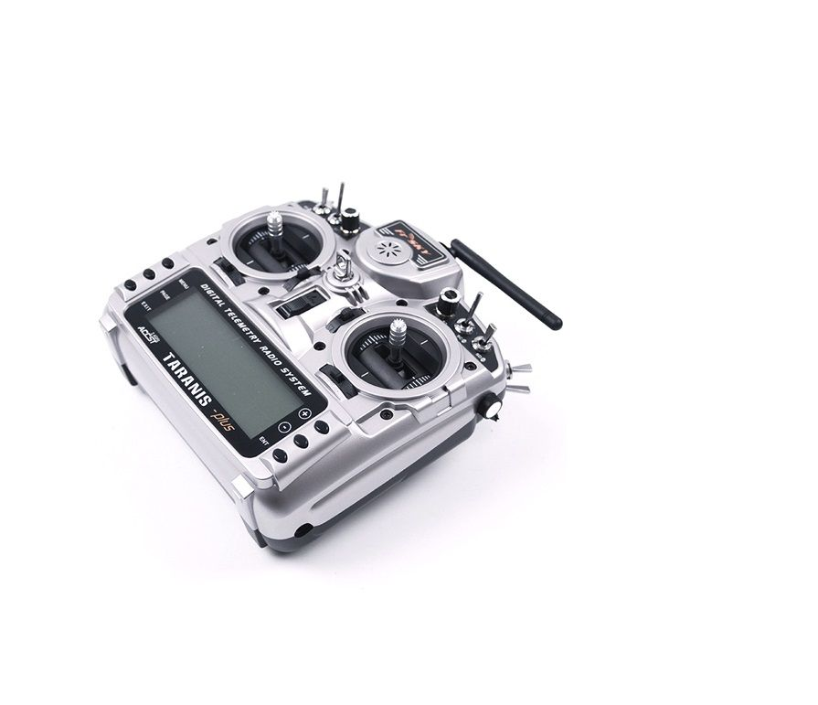 FrSky X9D Plus Transmitter 2.4G 16CH ACCST Taranis with x8r reciever and battery lefthand throttle