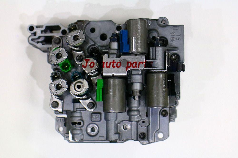 AW55-50SN / AW55-51SN (AF23/AF33/RE5F22A) FWD 5 Speed valve body Remanufacturing
