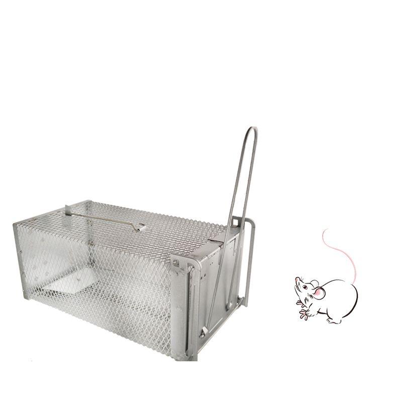 1 PCS souricière continue souris tueur piège à rat souris cage piège pièges à souris Souris cage recyclé très durable HH16135