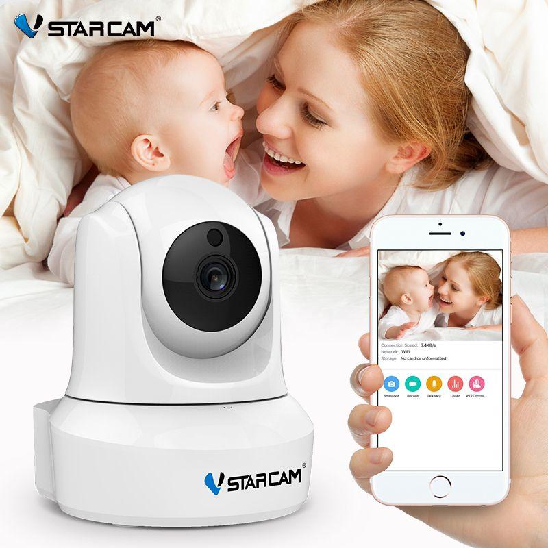 VStarcam 720 P de Sécurité IP Caméra Wifi Onvif IR Nuit Vision Enregistrement de Surveillance Sans Fil Intérieur HD Web Caméra