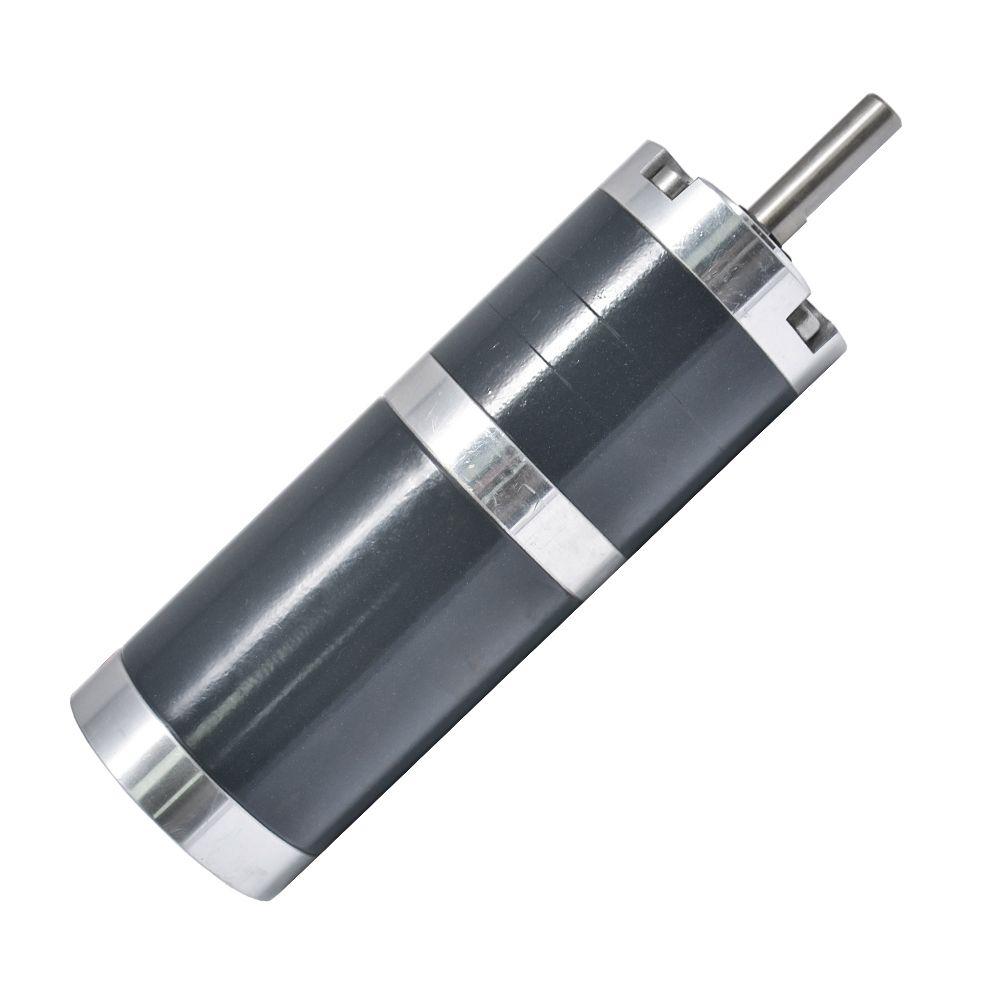 Dia 45mm 24v 10 15 21 25 30 60 66 70 80 85 150 160 200 300 500 800rpm DC Geared Planetary Gear Motor Output Shaft 8mm TGX45