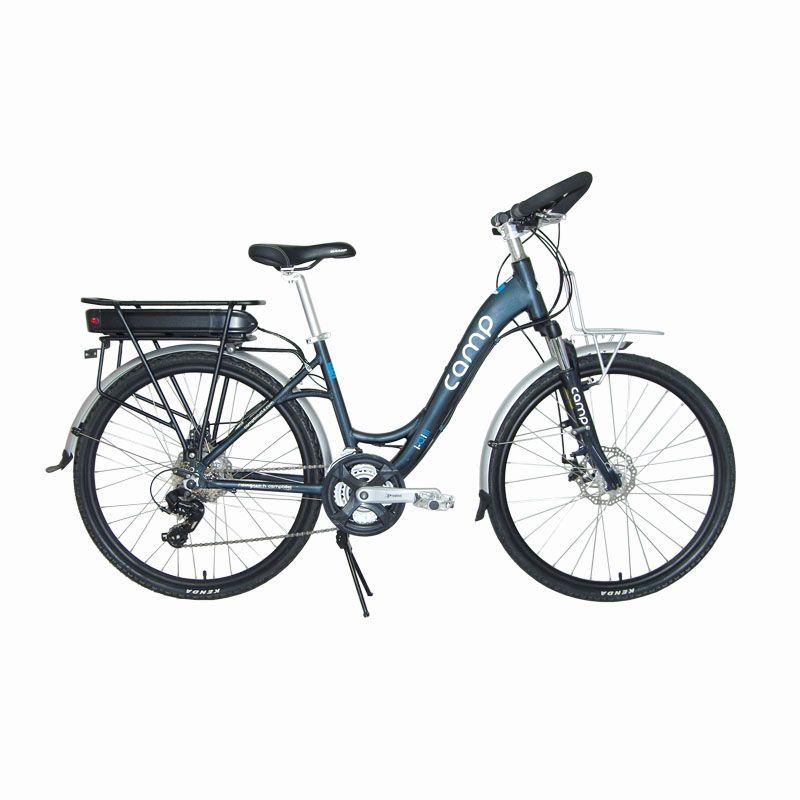 26 zoll Elektrische reise bike 48 V 250 Watt brushless motor Reisen elektrischen fahrrad Schmetterling lenker Stadt Spresso E-bike