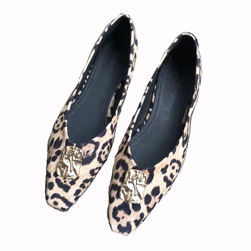 Femmes chaussures femme en cuir véritable chaussures plates femme décontracté travail ballerines femmes appartements plus grande taille dames chaussures
