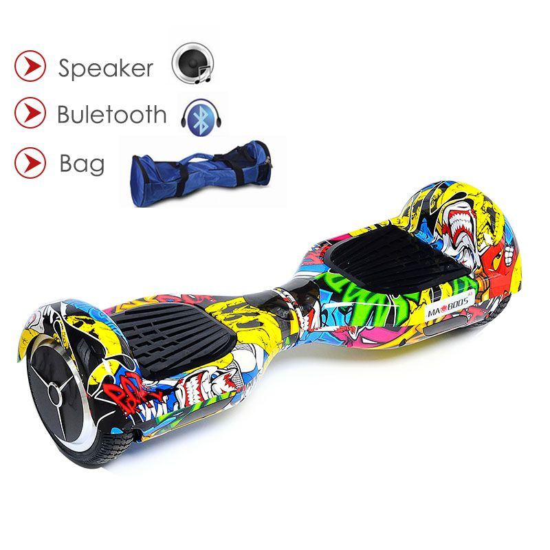 Electric <font><b>Hoverboard</b></font> Scooter hoverboards Electric Giroskuter Self Balance 2 Wheels Electric Hover board Wheel Balancing Scooter