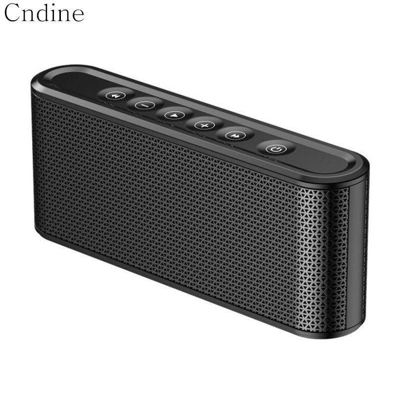 HiFi Speaker Portable Bluetooth Touch Subwoofer Bass Stereo Dual Speakers with Microphone USB Wireless Speaker for Phone