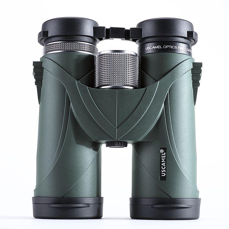 USCAMEL 10x42 Binoculars Professional Telescope Military HD High Power Hunting Outdoor