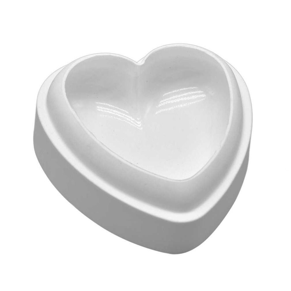 2017 Heart Shape Mousse Cake Mould Bakeware DIY Cake Tool Love Tool Fondant Modeling Tool For Kitchen Handmade Use
