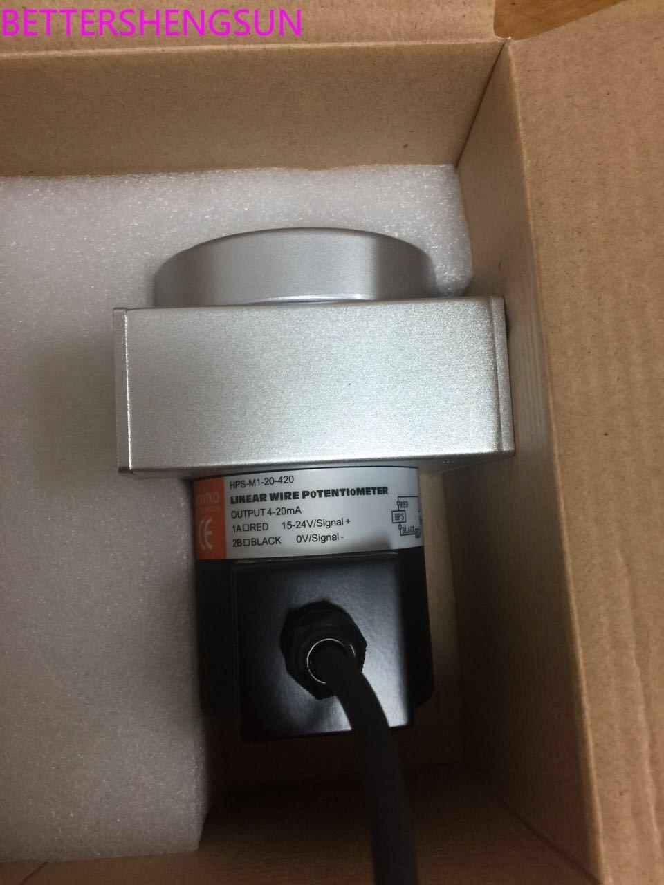 Ziehen draht sensor position HPS-M1-20-420