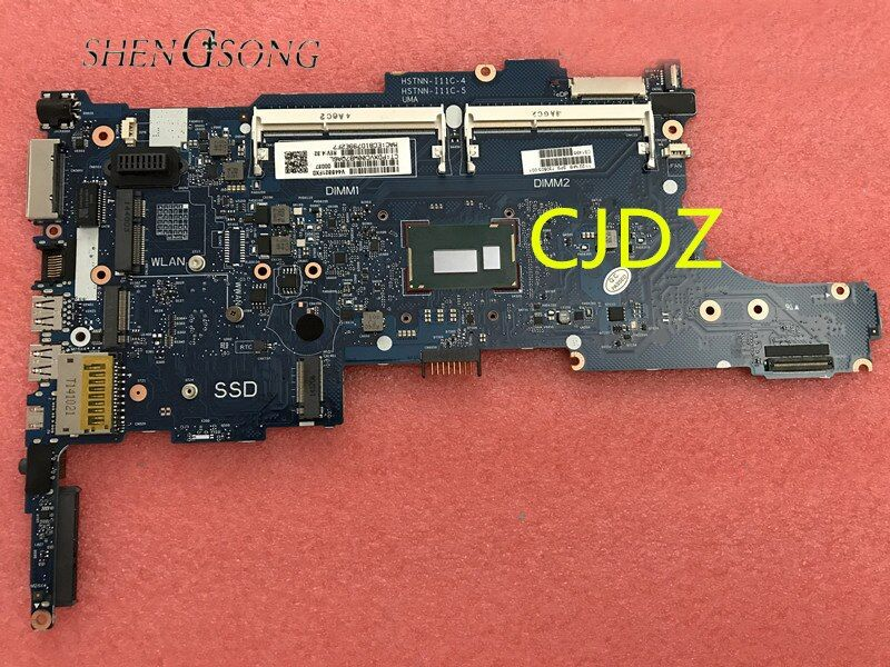 802529-501 Free Shipping 802529-001 For HP Elitebook 850-G1 840 G1 Laptop Motherboard I3-4030U 6050A2559101-MB-A03