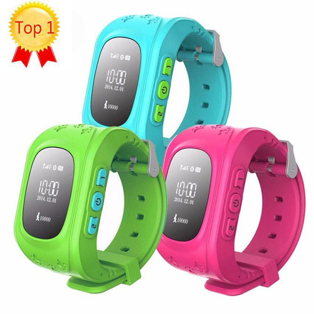 Q50 GPS Kinder Uhren Baby Smart Uhr für Kinder SOS Anruf Location Finder Locator Tracker Anti Verloren Monitor Smartwatch
