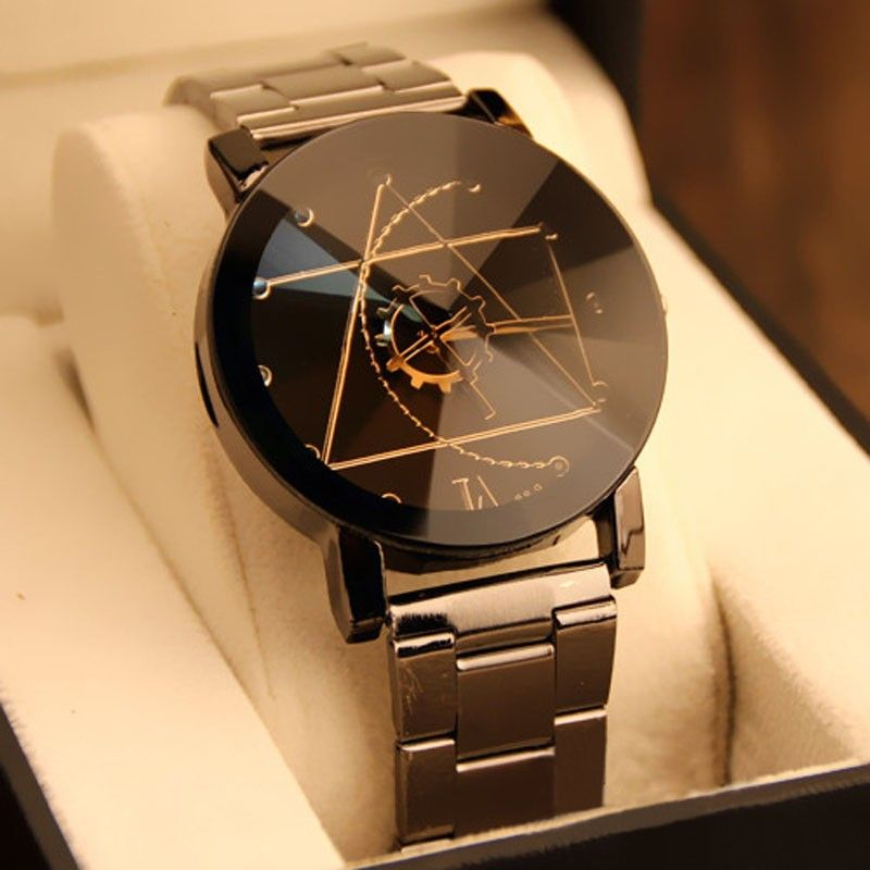 Splendid Original Brand Watch Men Watch Women Full Steel Men's Watch Women's Watches Clock saat relogio masculino reloj mujer