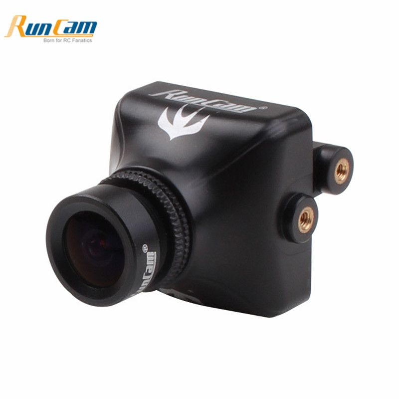 RunCam Swift 2 1/3 2.3mm CCD 600TVL Micro FPV Camera For Eachine Wizard TS215 FPV Racing Drone Multi Copter Spare Parts Accs
