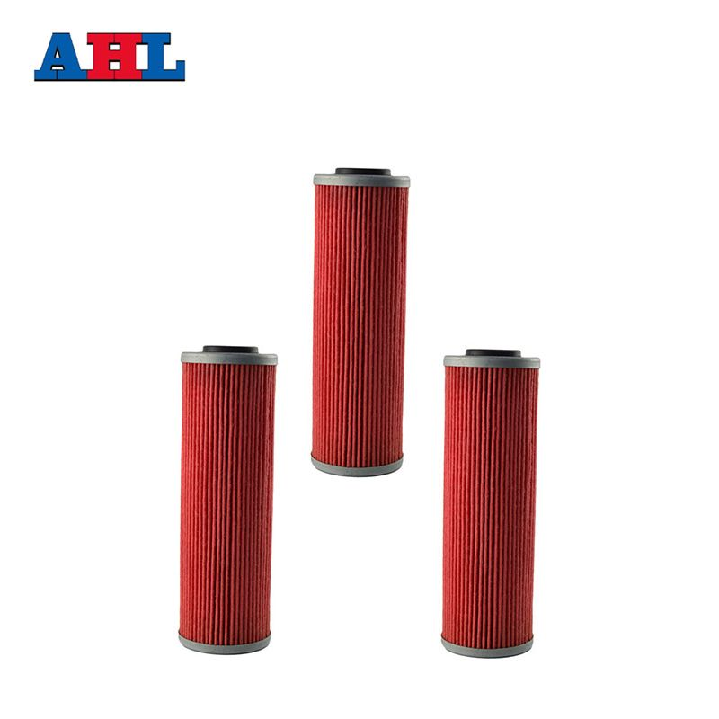 3Pcs Motorcycle Engine Parts Oil Grid Filters For KTM 1190 ADVENTURE R 1195 2013-2014 Motorbike Filter