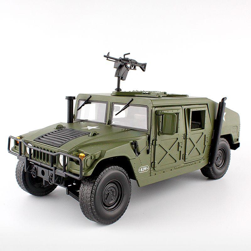 Сплава литья под давлением для Hummer Тактический автомобиль 1:18 Военная Униформа броневик литья под давлением модели с 5 открылась дверь хобби...
