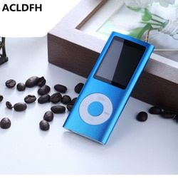 ACLDFH Mp3 Music Player Radio FM Recorder Speler Lecteur HIFI Mp3 Sport Clip USB Aux muziek digital led lcd screen players mp-3