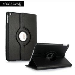360 Degrés de Rotation Cas Pour iPad Mini 2 3 PU En Cuir Stand Couverture Pour Mini2 Mini3 Avec Smart Auto On/Off Funda Coque