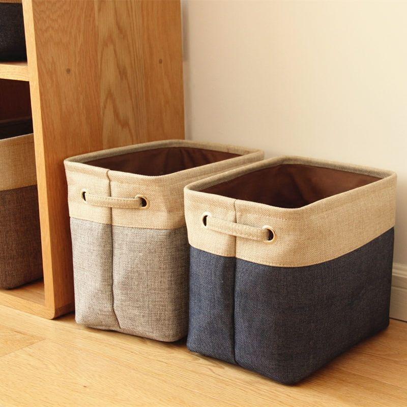 Новая горячая нейлон складная сумка для хранения корзина организатор детские игрушки коробка для хранения Нижнее Бельё для девочек одежда ...