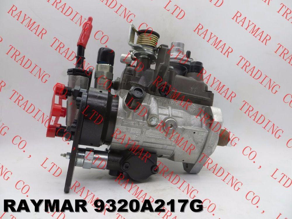 Genuine DP210/DP310 diesel fuel pump 9320A210G, 9320A211G, 9320A217G for PERKINS 2644H013, CAT 236-8228, 248-2356