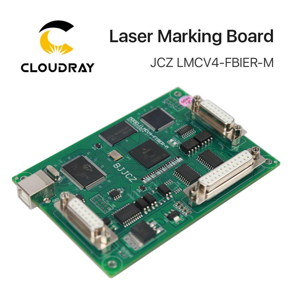 JCZ Laser Kennzeichnung Maschine Controller Einfache Wirtschafts Karte V4 Ezcard für 1064nm Faser Kennzeichnung Maschine IPG Raycus MAX