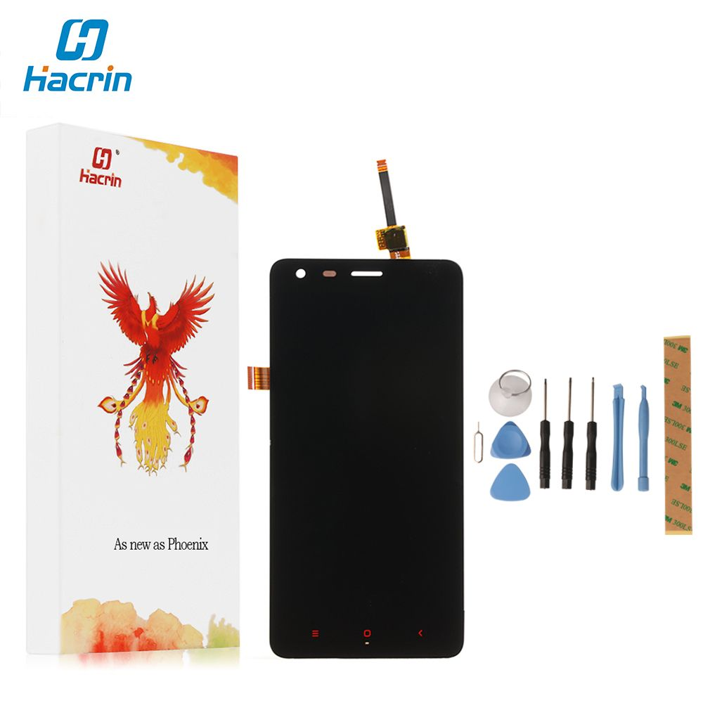 Hacrin For Xiaomi Redmi 2 LCD Display+Touch Screen Panel Digitizer Assembly Replacement Screen For Xiaomi Hongmi 2/ Redmi 2A