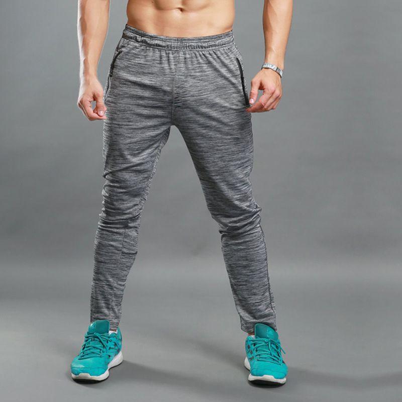 2018 бренд Для Мужчин's Брюки для девочек новая мода тонкий сплошной Цвет эластичность Для мужчин Повседневные штаны для мужчин человек Мотоб...