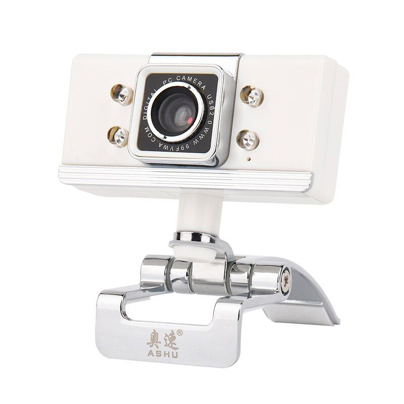 Webcam 1080 P, HDWeb Kamera für Skype mit Eingebautem HD Mikrofon 1280x1080 p USB Plug & Play Web Cam, Widescreen Video