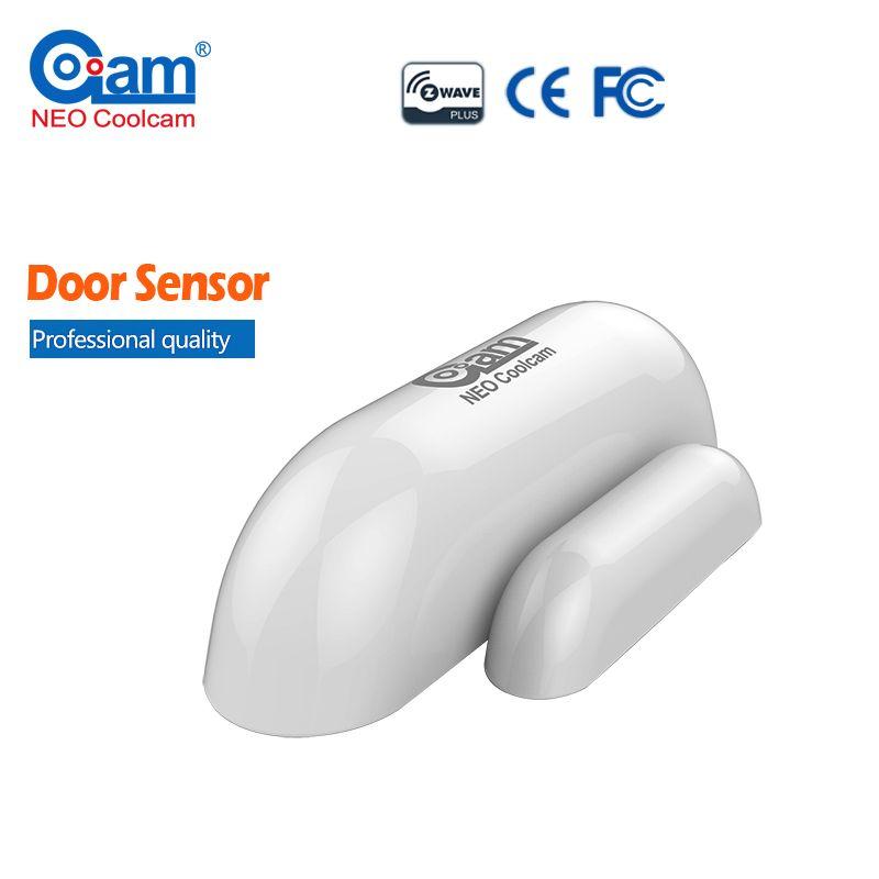 NEO COOLCAM Inalámbrica z-wave Smart Sensor de Puerta/Ventana Del Sensor de Sistema Compatible Con Z Sistema de Automatización del Hogar 868.4 MHz de LA UE