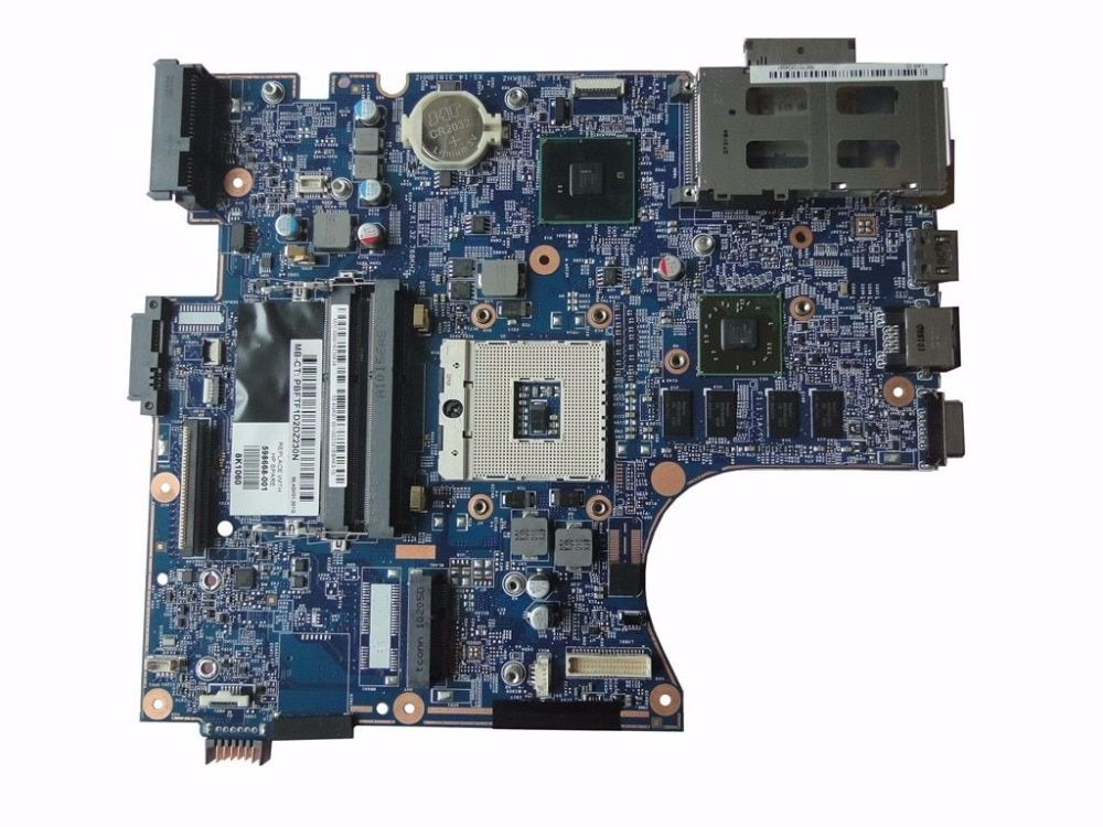 Free shipping For HP Probook 4720s 4520s Laptop Motherboard 628795-001 598668-001 633551-001 598670-001 HD5470 512MB