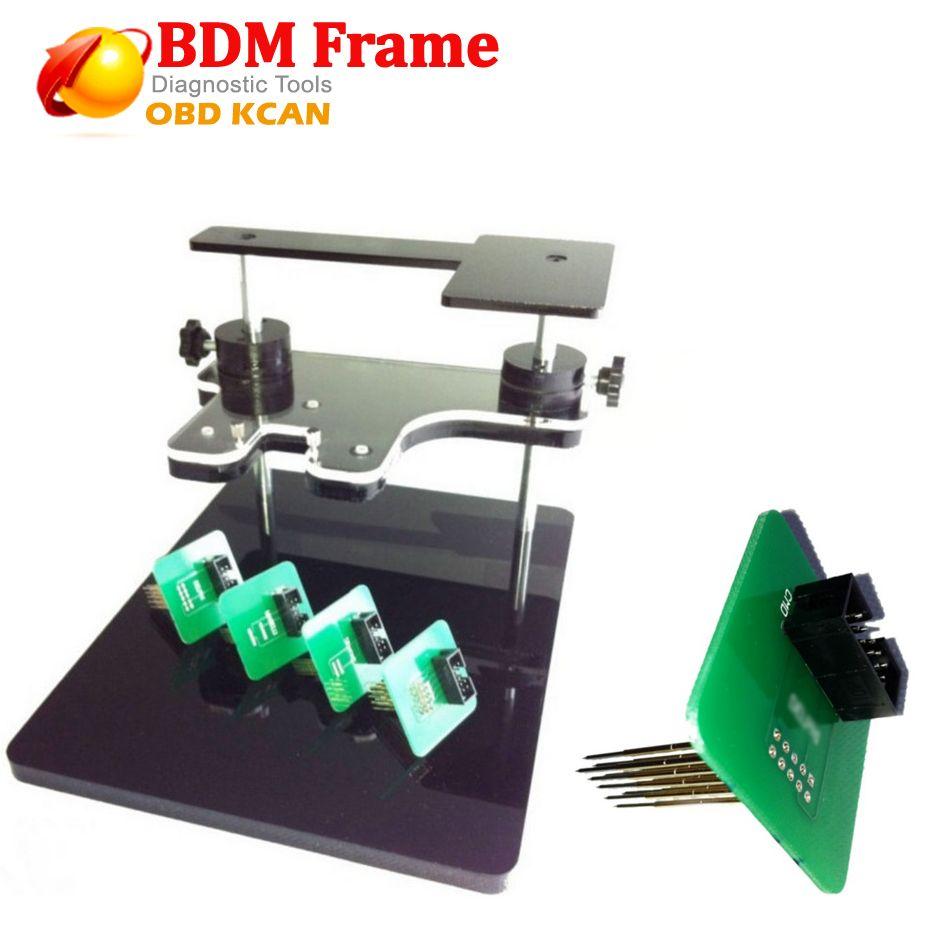 Haute fonction BDM cadre ecu puce tuning bdm cadre avec adaptateurs meilleure vente avec livraison gratuite