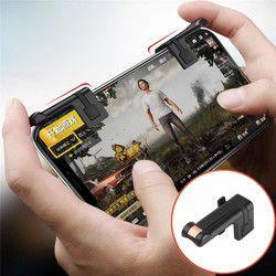 1 Pair Game Mobile Tombol Api Tujuan Kunci untuk Pubg Aturan Hidup Ponsel Pintar Mobile Gaming Memicu L1R1 Shooter controller