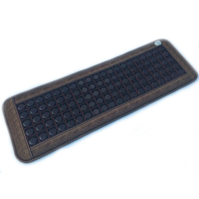 Cheap&High Quality Heated Tourmaline/Germanium Stone Massage Mat For Sale Free Shipping