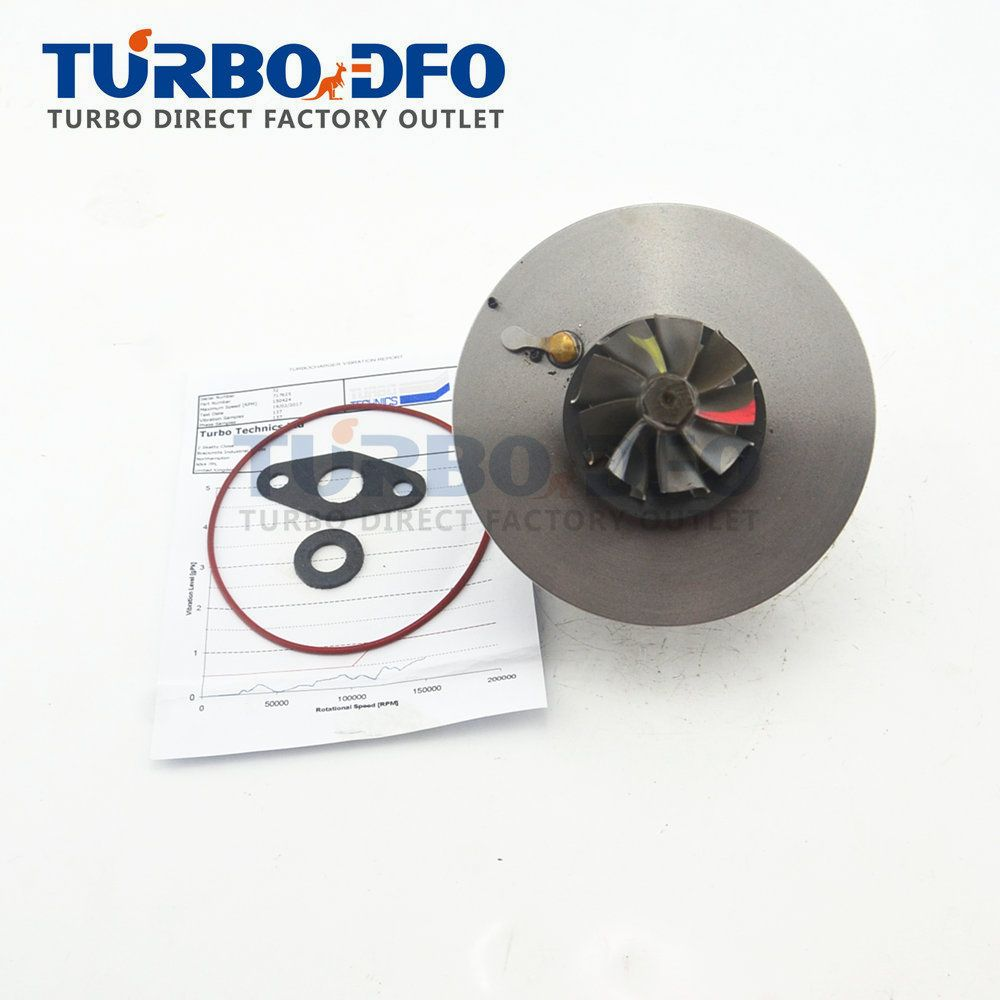 Balanced new GT18V turbo core assy CHRA 703894 turbine cartridge for Opel Vectra B 2.2 DTI Y22DTR 92 KW 2000-2003 860047