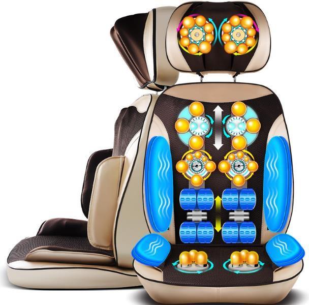 Massage stühle, 220 v inländischen auto körper kleiner kneten massage stuhl kissen von halswirbel von hals schulter taille