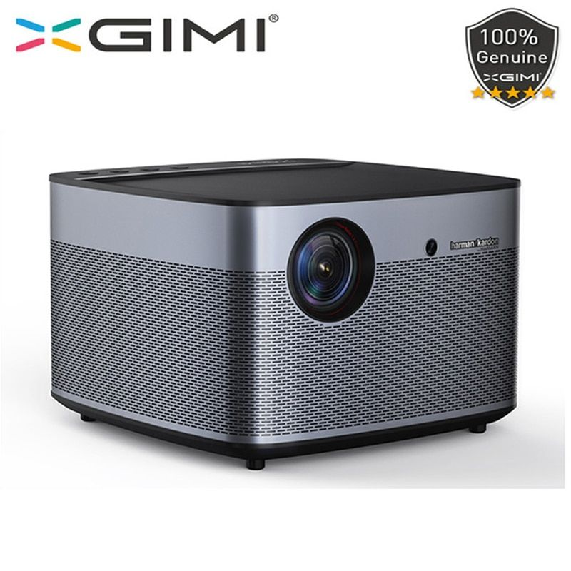 Globale version xgimi h2 DLP Projektor 1080 p Volle HD 3D 4 karat Video Projektor Android tv Bluetooth Wifi Hause theater