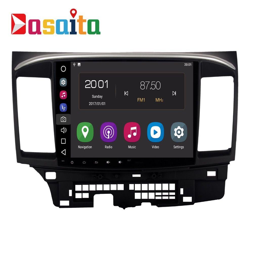 Android 8.0 Car Radio 2 Din For Mitsubishi Lancer /X /10Multimedia Radio 2 Din octa-core 4Gb RAM 32GB ROM Navigation PX5