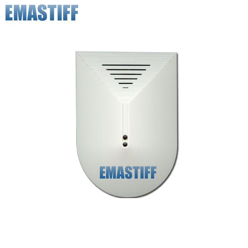 Бесплатная доставка! стекло перерыв детектор для GSM телефон sms сигнализация Системы Офис/магазин/дом двери, окна Стекло безопасности GT-456