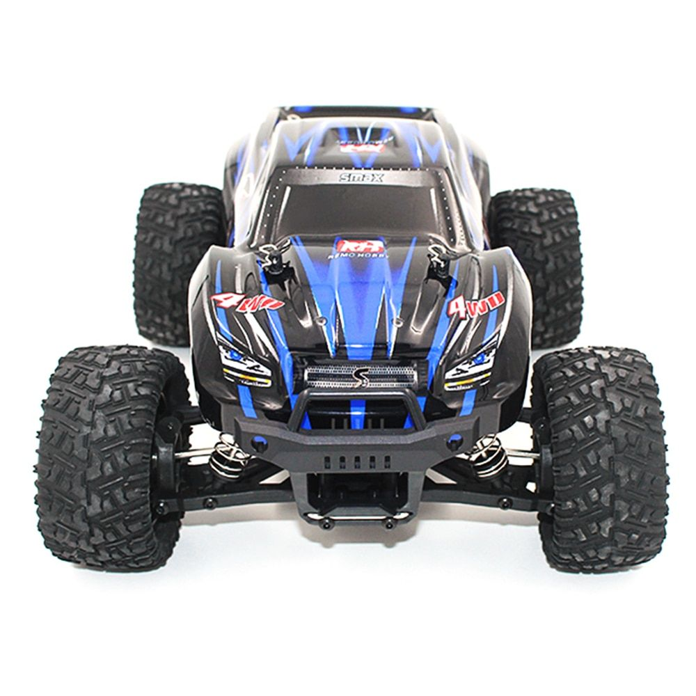 REMO 1631 RC Truck 1/16 2.4G 4WD Brushed Off-Road Monster Truck RC Remote Control Cars Toys With Transmitter RTR Electric Cars