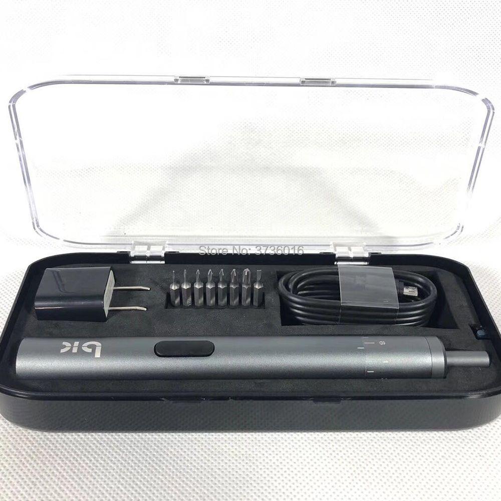 TBK Präzision Mini Elektrische Schraubendreher Reparatur Set handy LCD OCA film entfernen Werkzeuge Für iPhone Für samsung LCD reparatur