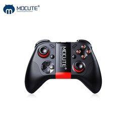 Mocute 054 Bluetooth геймпад мобильный Joypad Android беспроводной джойстик Джойстик для игр в виртуальной реальности смартфон Tablet PC телефон смарт ТВ гейм...