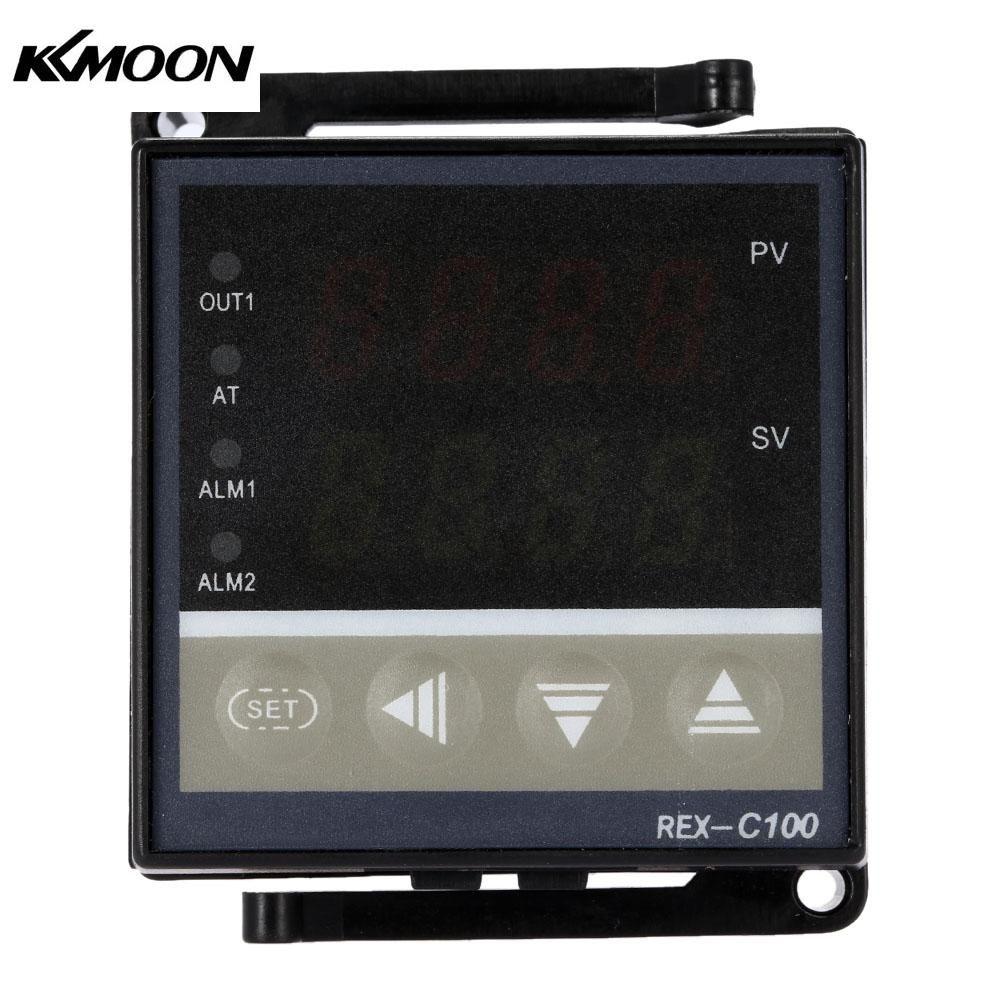 Digital Temperature Controller LED PID thermal regulator Thermostat Thermometer Thermoregulator sensor meter termometro digitale