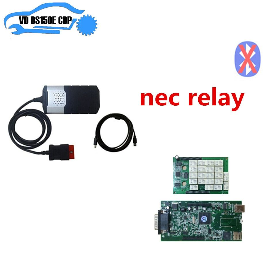 cd for delphis with bluetooth 2015.3r with Keygen/2016 R0 free active Nec Relays vd ds150e cdp pro plus with 3.0pcb can choose