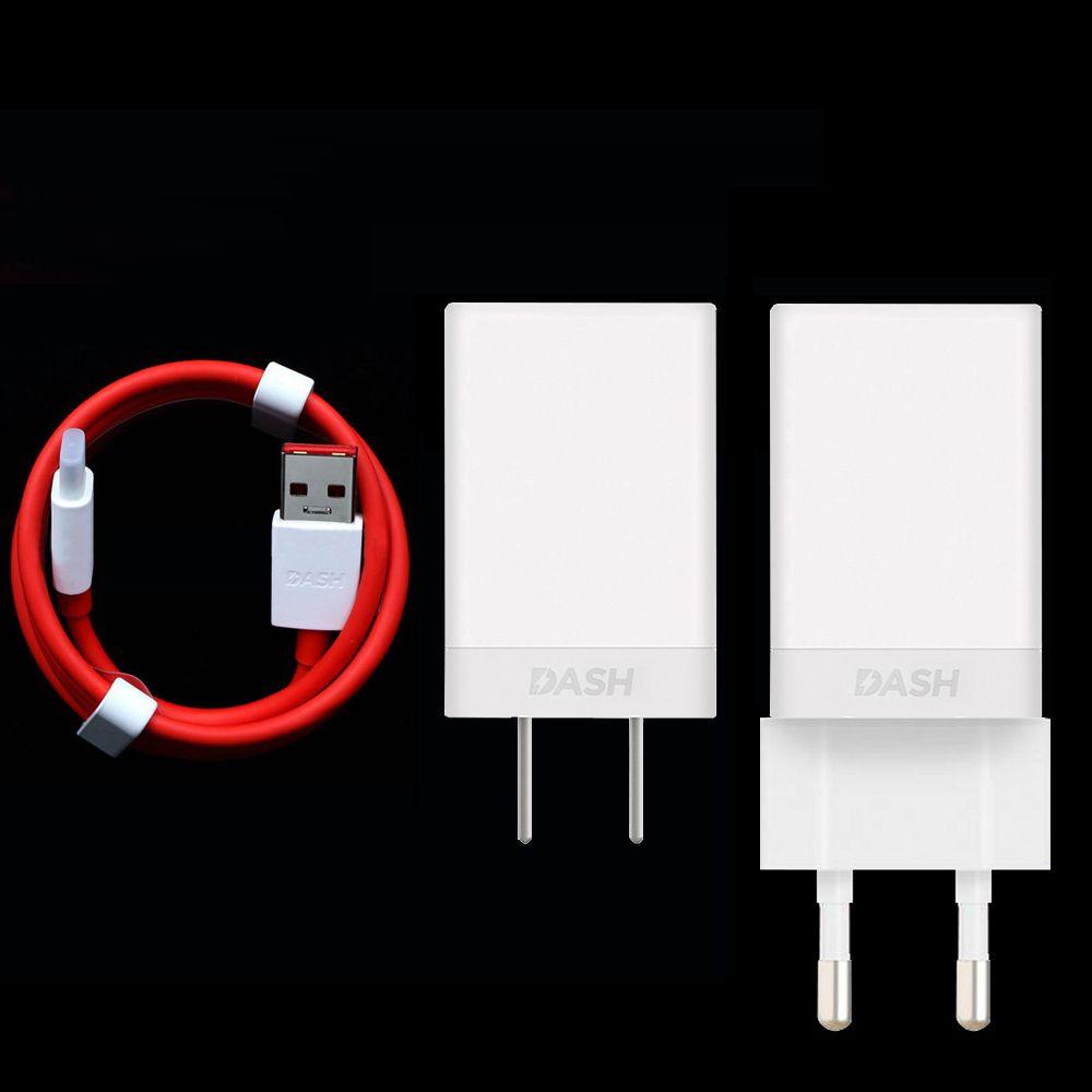 D'origine OnePlus 5 T A5100 1 M Type-C Dash Chargeur Câble + 5 V 4A Dash rapide Adaptateur De Charge pour OnePlus 6 OnePlus 3 T 3 1 + 5 A5000