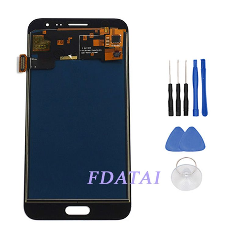 High Quality For Samsung Galaxy J3 2016 J320 J320A J320F J320M LCD Display Touch Screen Panel Glass Digitizer Assembly With Tool