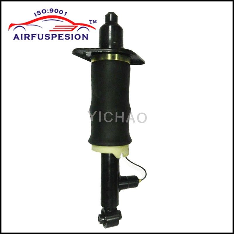 Free Shipping For Audi A6 C5 4B Allroad quattro Rear Air Suspension Shock Absorber Strut Air Spring 4Z7616051A 4Z7616052A