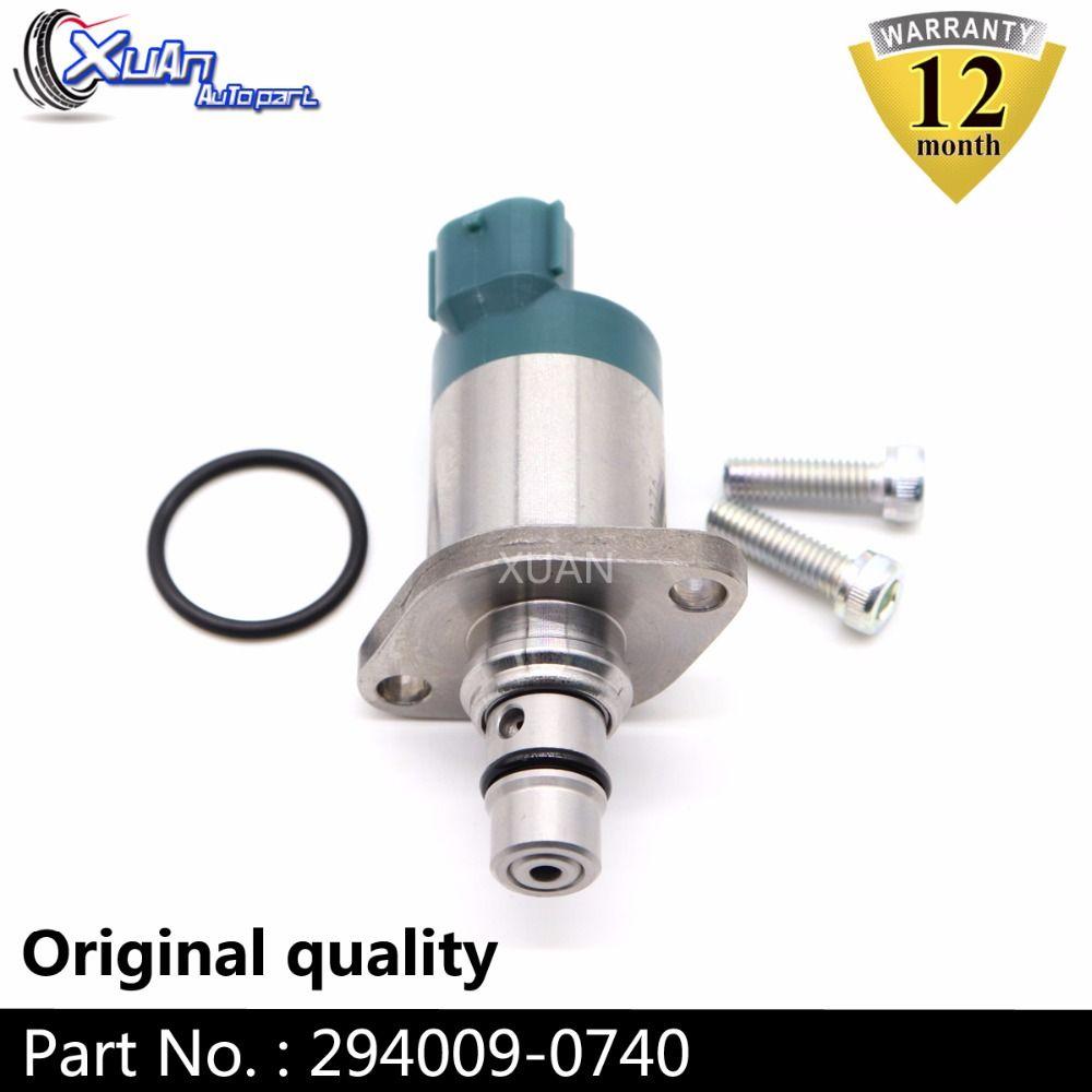 XUAN Kraftstoff Pumpe Regler Saug Control SCV Ventil Für Nissan Murano MITSUBISHI L200 TRITON UTE 4D56 4JJ1 4JK1 2,5 294009 -0740