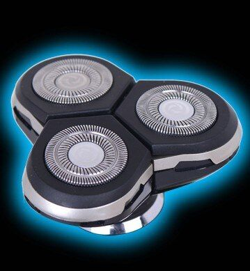 Tête supplémentaire Pour Rasoir/Rasoir Têtes de Rechange lame cutters adapte PHELPS RQ32 RQ10 RQ11 RQ12 1250 9000/7000 lame de rechange
